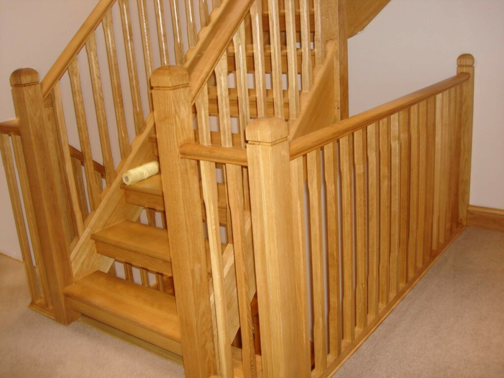 purpose made staircases