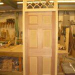 timber door and frame