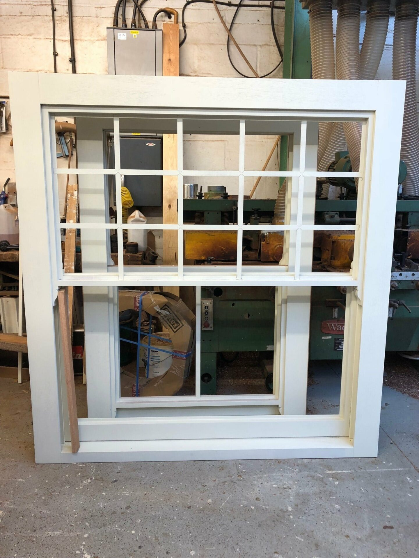 Hardwood sash window - chelsea