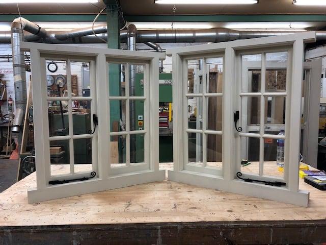 Softwood Casement Windows - London