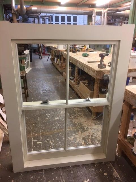 softwood sash window london