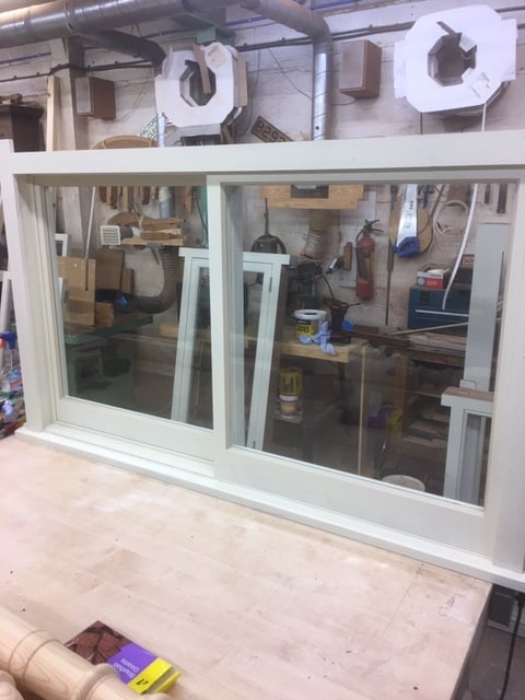 yorkshire sash window