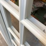 Softwood double glazed casement windows