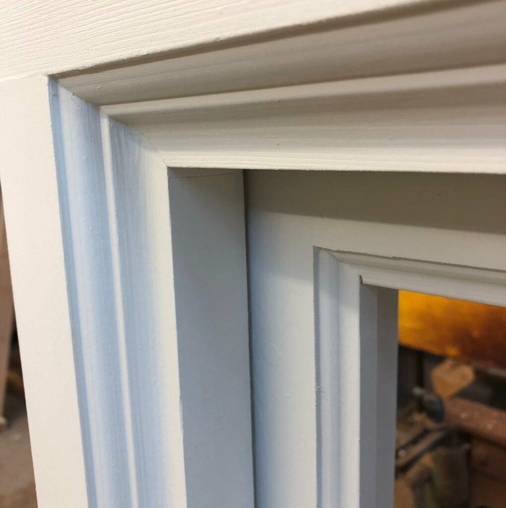 Softwood double glazed casement windows - Hampstead, London 5