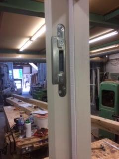 Hardwood Glazed Front Door - Notting Hill - London 3