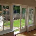 Softwood windows and doors