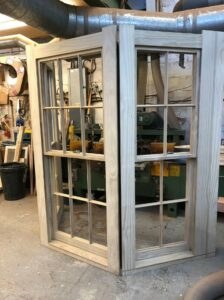 Accoya sash windows