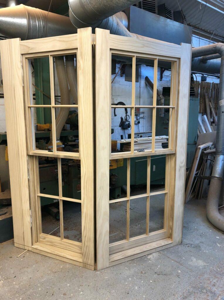 Accoya sash windows