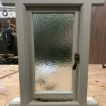 small casement window