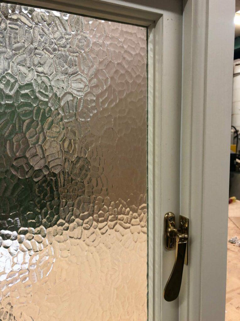 single glazed casement window
