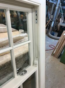 Softwood double glazed Georgian sash windows