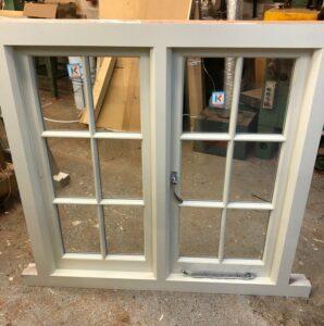 Hardwood casement windows - Essex