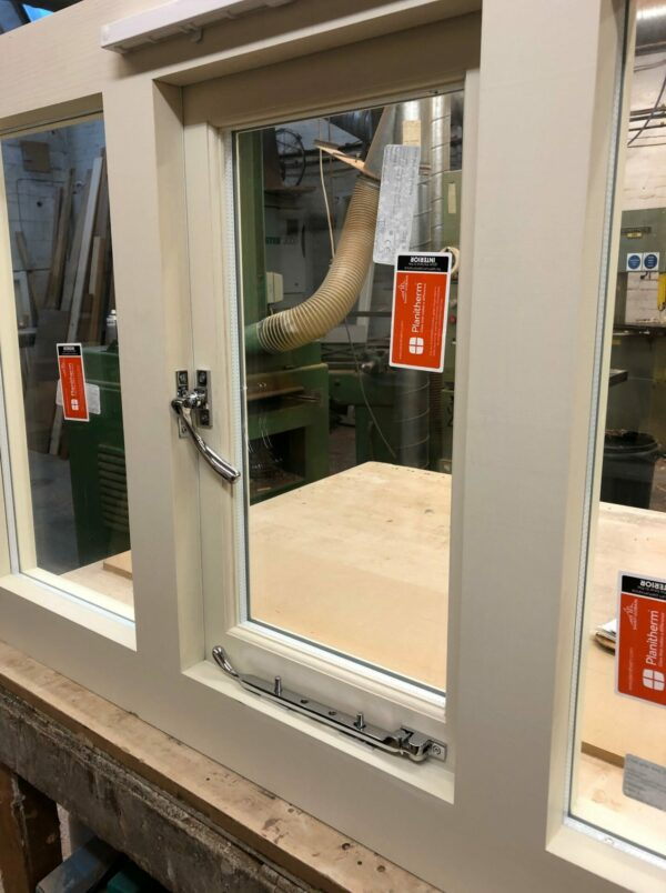 Softwood casement window